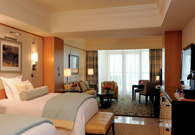 The Ritz-Carlton Dubai, International Financial Centre Suite