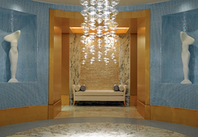 The Ritz-Carlton Dubai, International Financial Centre Strefa wellness