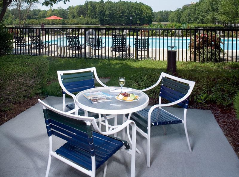 Doubletree Guest Suites Raleigh-Durham Vista de la habitación