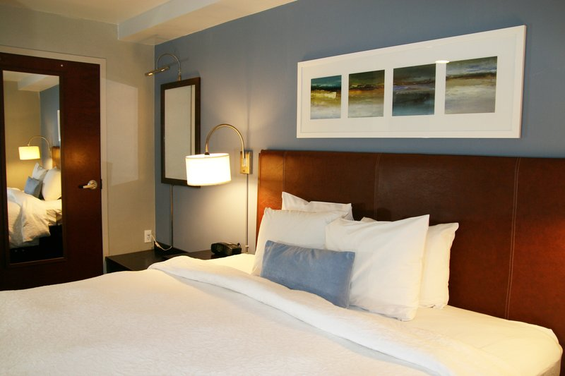 Hampton Inn Manhattan-Seaport-Financial District 客室