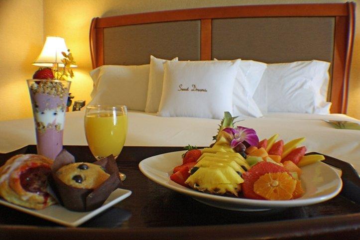 DoubleTree by Hilton Hotel Miami Airport & Convention Center Ресторанно-буфетное обслуживание