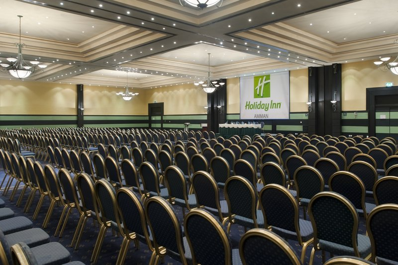 Holiday Inn Amman Konferenciaterem
