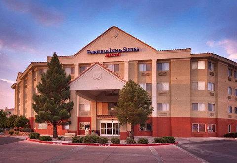 Fairfield Inn & Suites Albuquerque Airport - Exterior