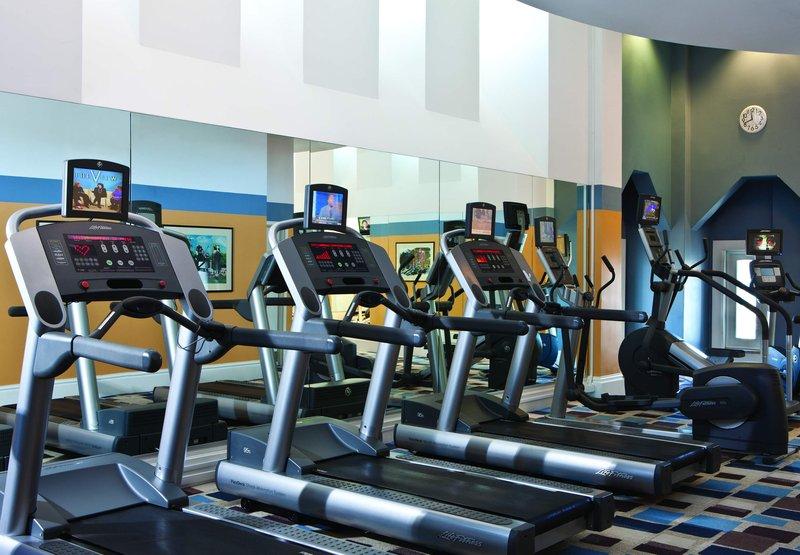 Marriott's Custom House Fitness-klubb