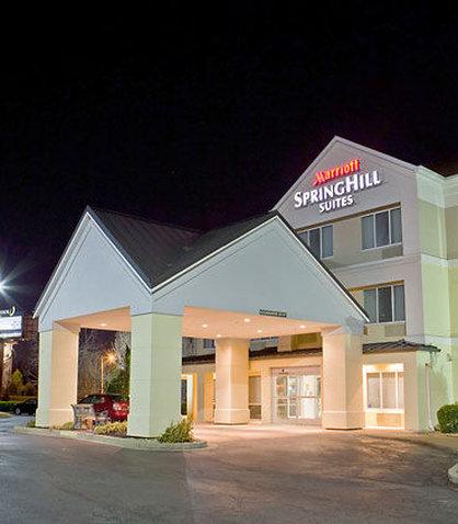 SpringHill Suites Memphis East/Galleria Vista exterior
