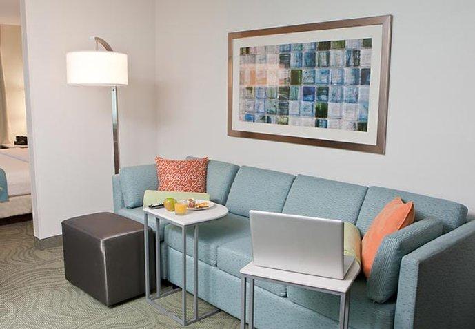 SpringHill Suites Memphis East/Galleria Vista do quarto