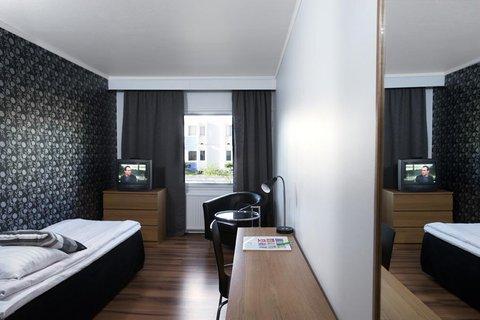 Apple Hotel - Interior