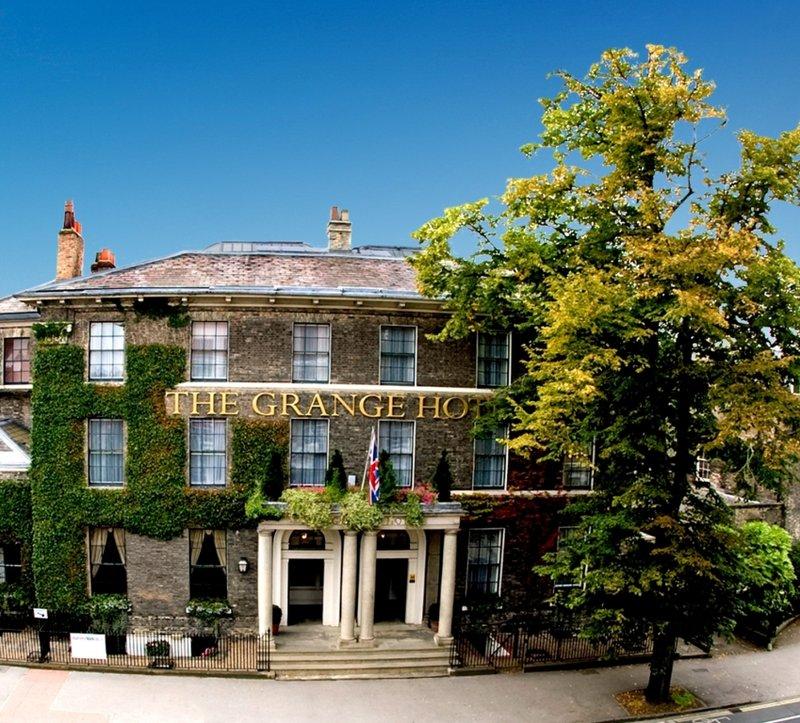 The Grange Hotel Dış görünüş