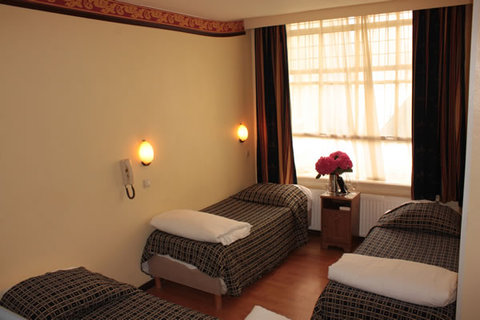 Vijaya Hotel Amsterdam - Guest Room