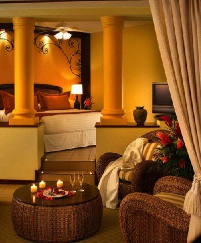 Paradisus Playa Conchal Hotel - Normal BImperial Romance Bali Suite