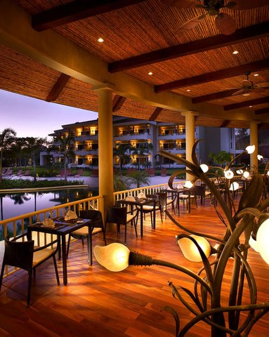 Paradisus Playa Conchal Hotel - Normal Paradisus Playa Conchal Gabi Deck Restauran