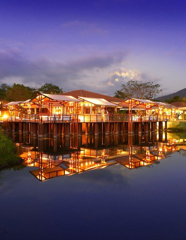 Paradisus Playa Conchal Hotel - Normal Paradisus Playa Conchal Lake Lounge