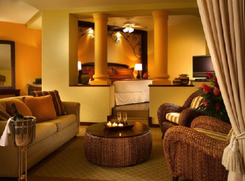 Paradisus Playa Conchal Hotel - Normal Imperial Romance Bali Suite