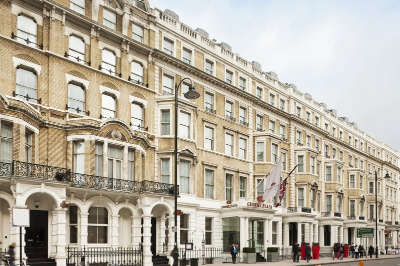 Crowne Plaza Hotel London-Kensington Vista exterior