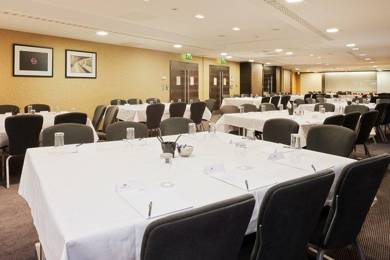 Crowne Plaza Hotel London-Kensington Sala de conferencias