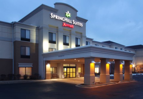 SpringHill Suites Grand Rapids North - Entrance