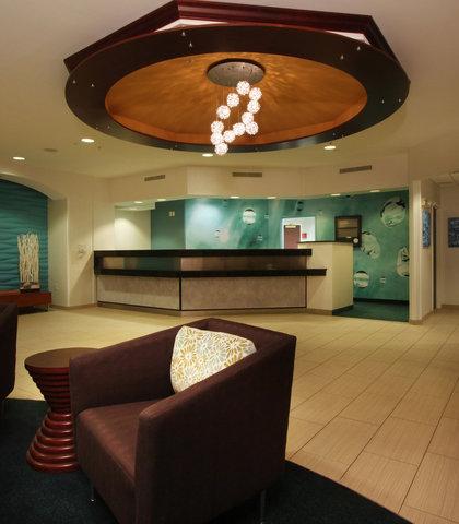 SpringHill Suites Grand Rapids North - Front Desk
