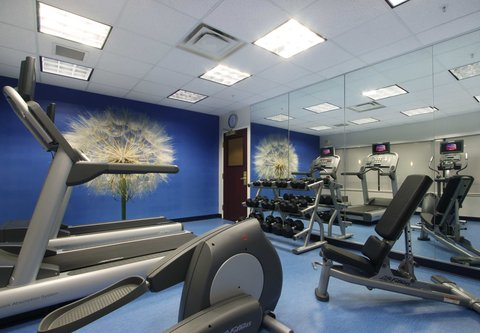 SpringHill Suites Grand Rapids North - Fitness Center