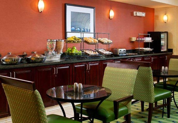SpringHill Suites Herndon Reston Étkezés