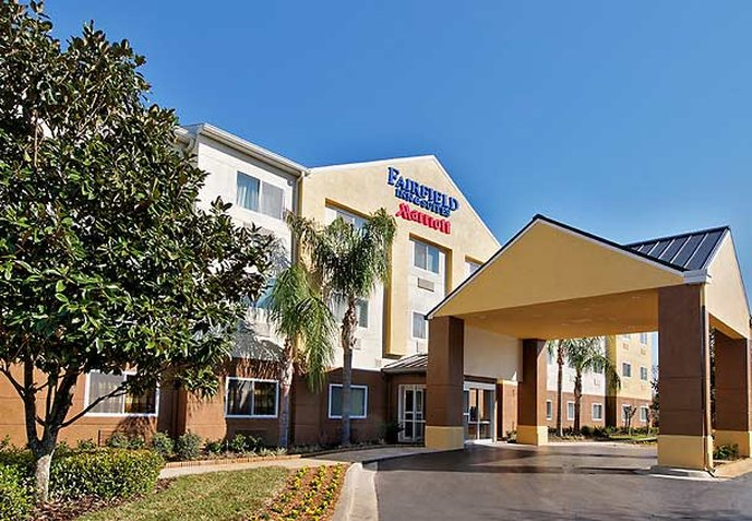 Hotel Fairfield Inn Tampa North Pohled zvenku