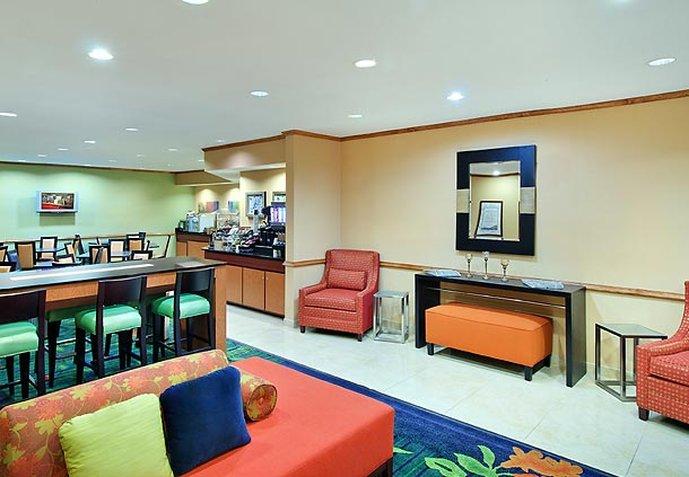 Hotel Fairfield Inn Tampa North Hala