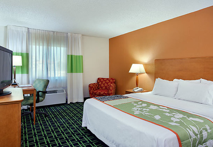 Hotel Fairfield Inn Tampa North Pokoj