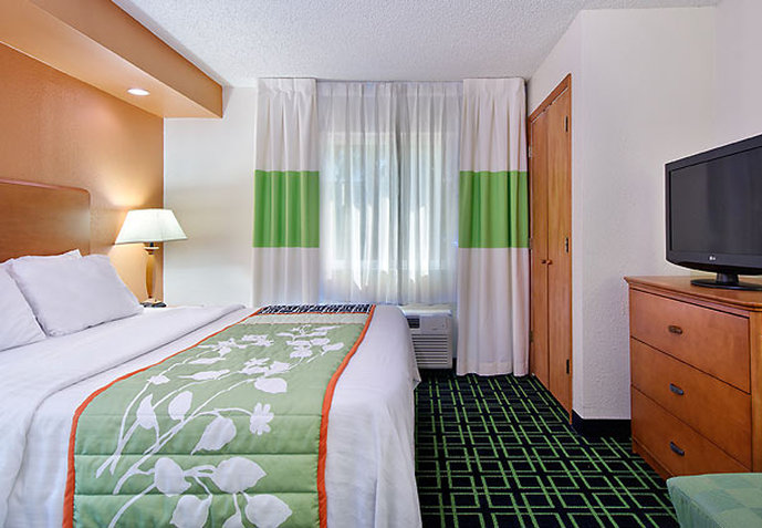 Hotel Fairfield Inn Tampa North Pokoj
