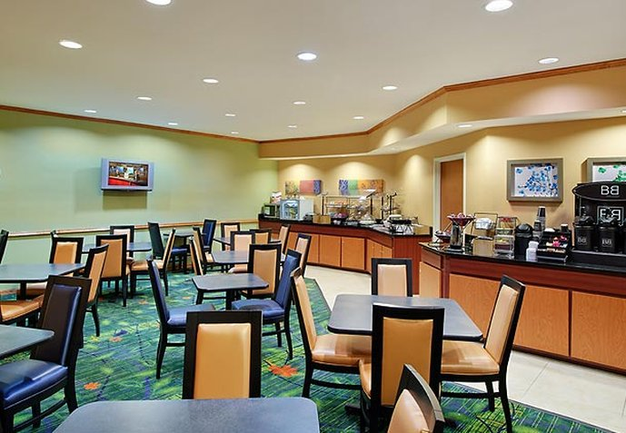 Hotel Fairfield Inn Tampa North Gastronomie