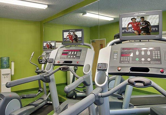 Hotel Fairfield Inn Tampa North Fitness Club