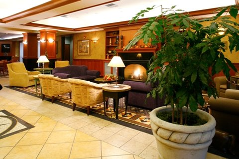 Gateway Inn Express - Lobby