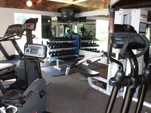 Gateway Inn Express - Fitness Room