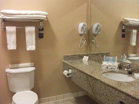 Gateway Inn Express - Bathroom
