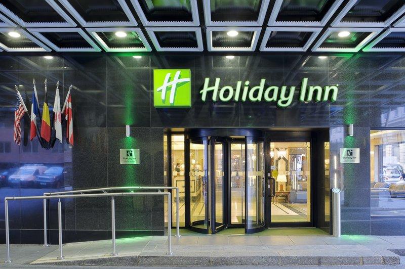 Holiday Inn London-Mayfair Kilátás a szabadba