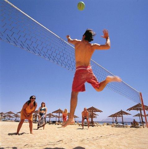 Coral Beach Resort Montazah - Beach Activity L