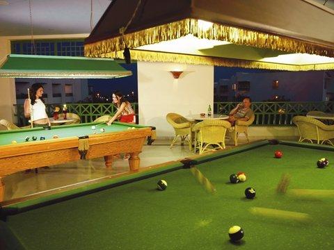 Coral Beach Resort Montazah - Billiard Red Lion Terrace