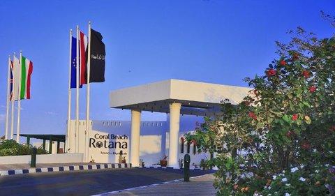 Coral Beach Resort Montazah - Entrance Day