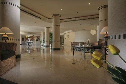 Coral Beach Resort Montazah - Lobby