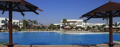 Coral Beach Resort Montazah - Main Swimming Pool