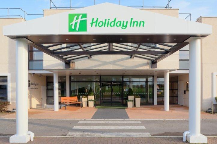 Holiday Inn Calais-Coquelles Außenansicht