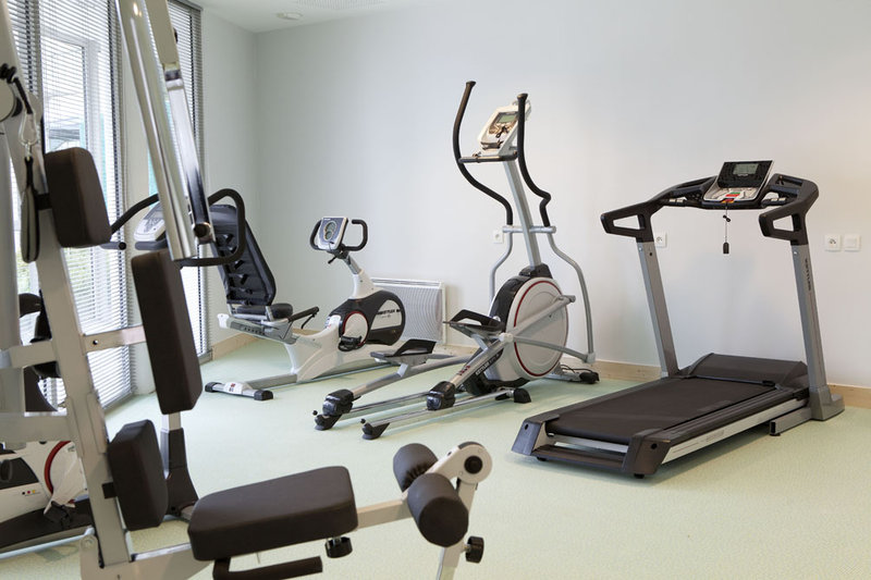 Clarion Hotel Chateau Belmont Fitness Club