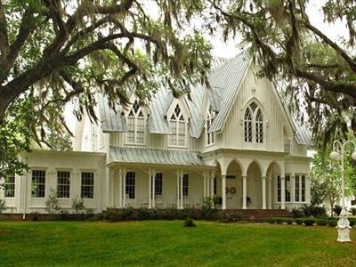 Rose Hill Plantation - Exterior