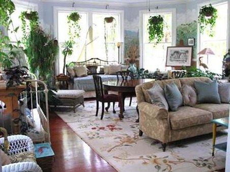 Rose Hill Plantation - Interior