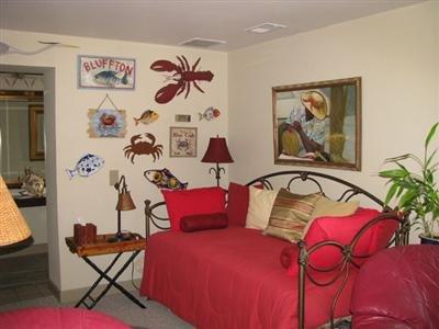 Rose Hill Plantation - Guest Room