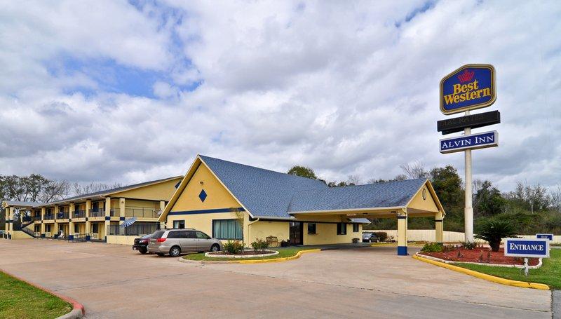 Best Western-Alvin Inn - Alvin, TX