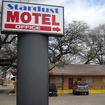 Stardust Motel - El Dorado, KS