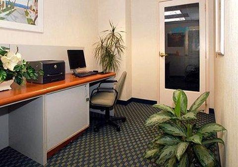 Comfort Inn and Suites Miami Airport - Businesscenter