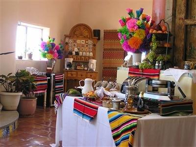Hacienda Dona Andrea De Santa Fe - Cerrillos, NM