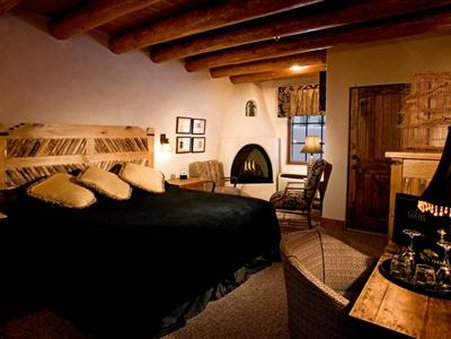 The Historic Taos Inn - Taos, NM