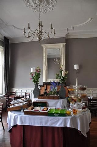 Apple Inn - Breakfast Room