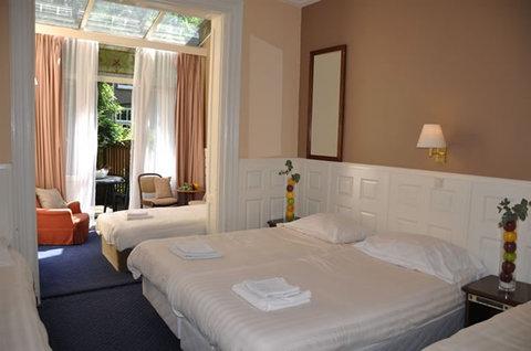 Apple Inn - Room With Terrace
